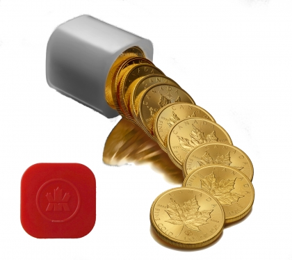 Maple Leaf 1 oz Gold 2020