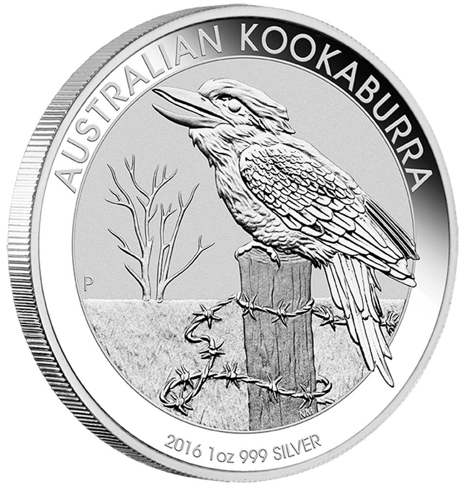 Kookaburra 1 Oz Silber 2016 Online Kaufen Silberling De