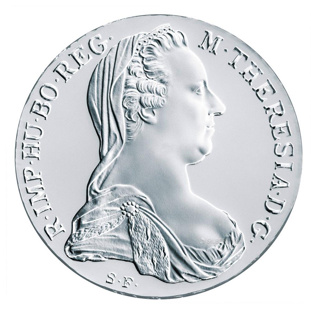 Maria Theresien Taler Blister Online Kaufen Silberling De