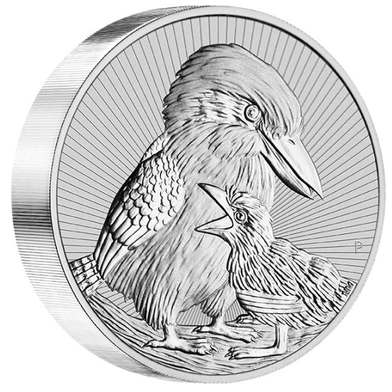 Piedfort Kookaburra 10 oz Silber 2020