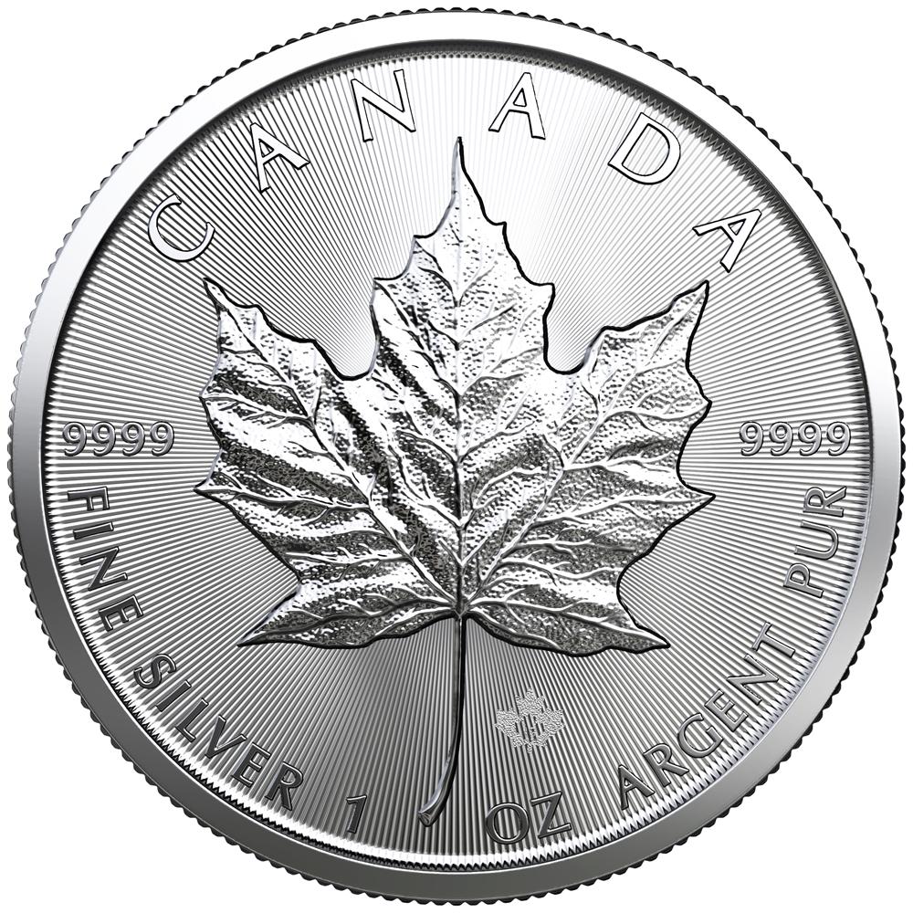 Maple Leaf Silber 2019