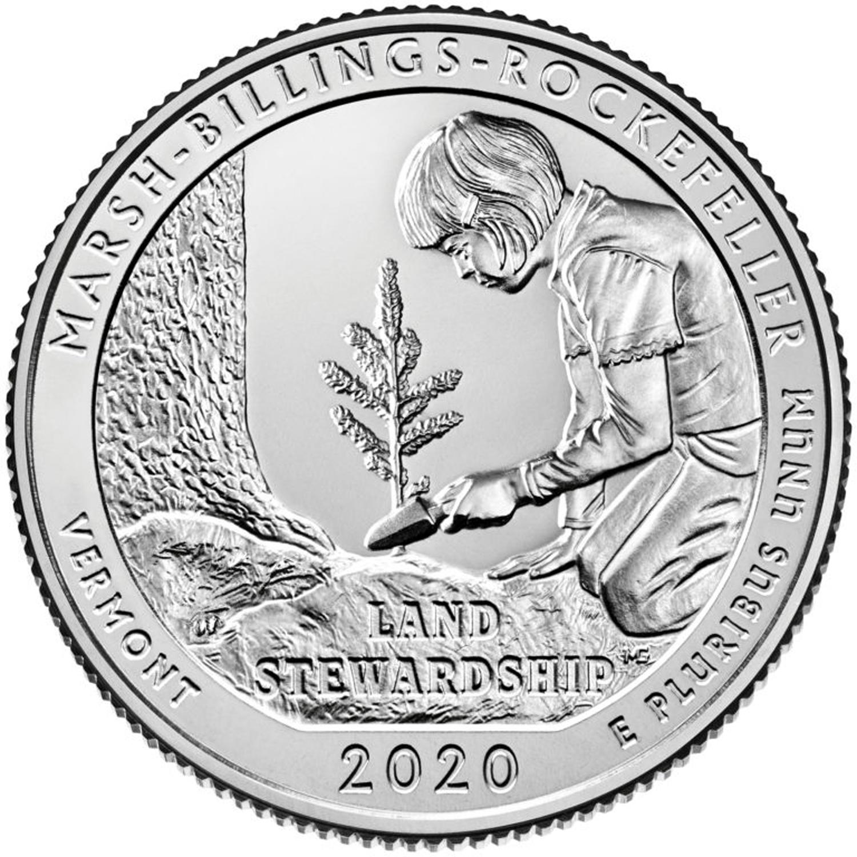 Marsh-Billings Rockefeller 5 oz Silver