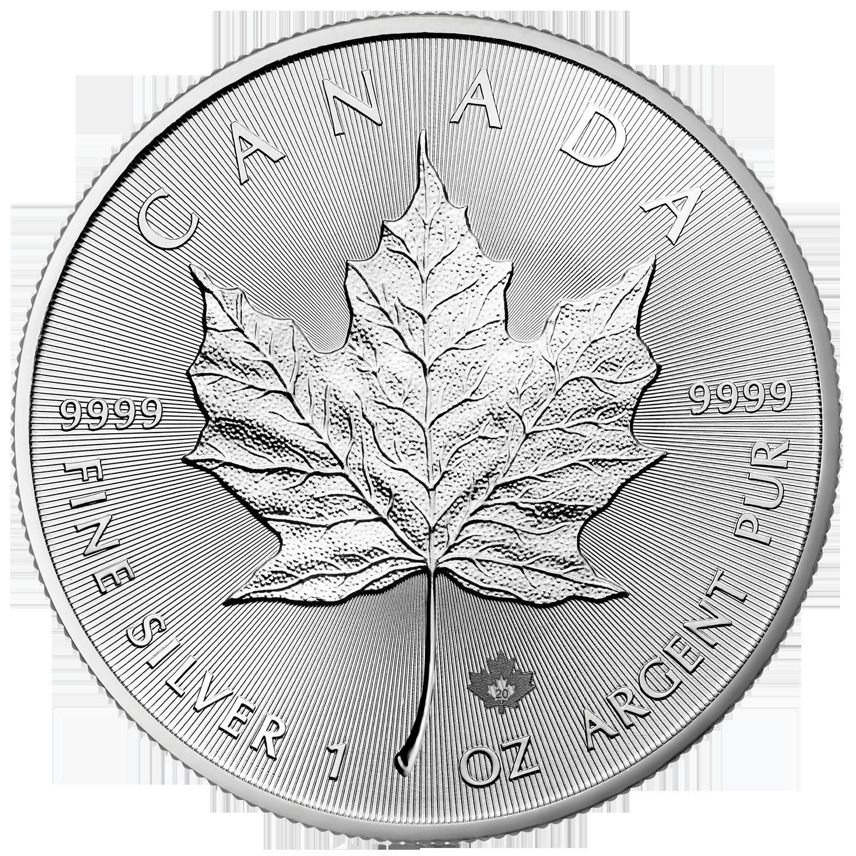 Maple Leaf Silver 2020