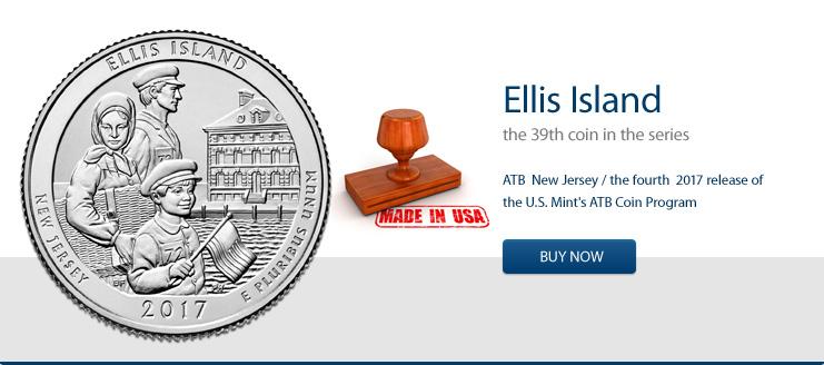 Ellis Island - America the Beautiful 5 oz kaufen