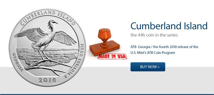 Cumberland Island - America the Beautiful 5 oz jetzt kaufen